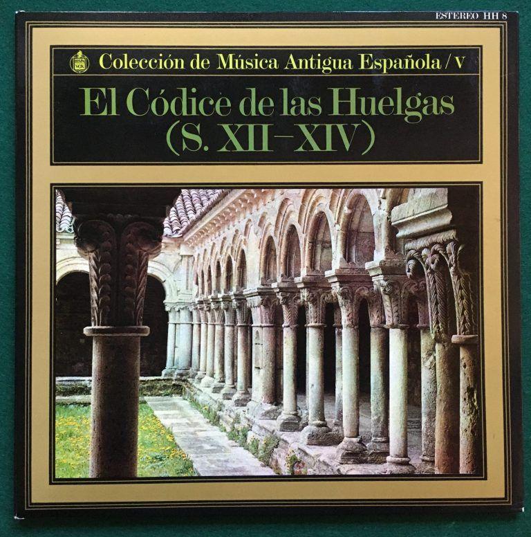 EL CÓDICE DE LAS HUELGAS S.XII-XIV - PORTADA